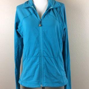 Lululemon Define Jacket Teal Blue
